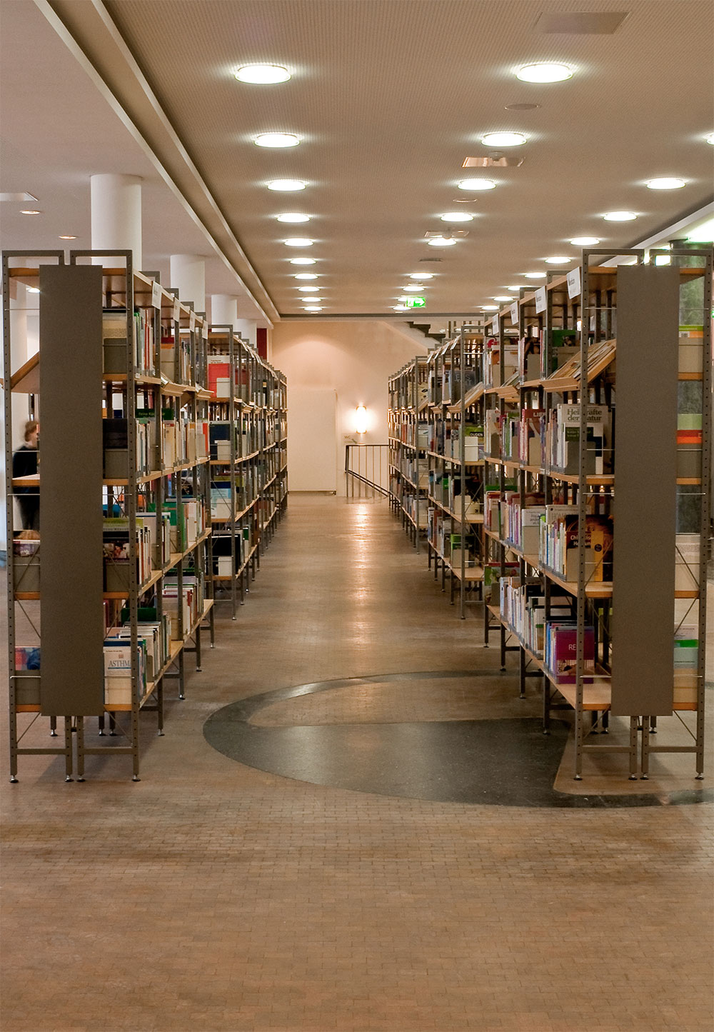 Bibliotheksbild