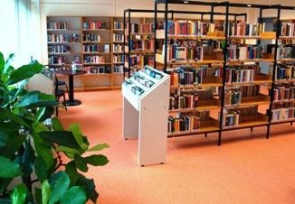 Schul- und Stadtteilbibliothek Schlebusch