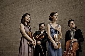 Minetti Quartett Foto: Irene Zandel