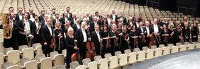 Bayer-Philharmoniker Foto: Heike Söth