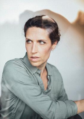 Christine Prayon Foto: Elena Zaucke