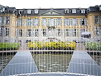 Museum Morsbroich, Luftaufnahme; Foto: Uwe Miserius