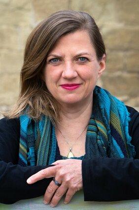 Tanja Tismar. Foto: Anne-Marie Kuhn.