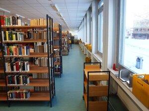 Schul- und Stadtteilbibliothek Opladen