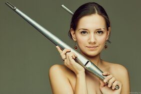 Olga Zhukova Foto: Daniil Rabovsky
