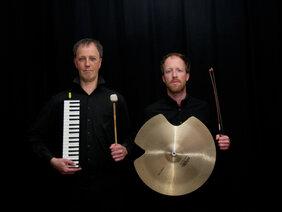 Ulrich Kisters & Werner Ehrhardt Foto: Felicitas Schulte