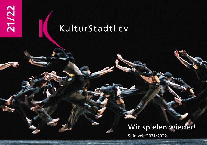 Theater- und Konzertprogramm der KulturStadtLev 2021/2022 PDF