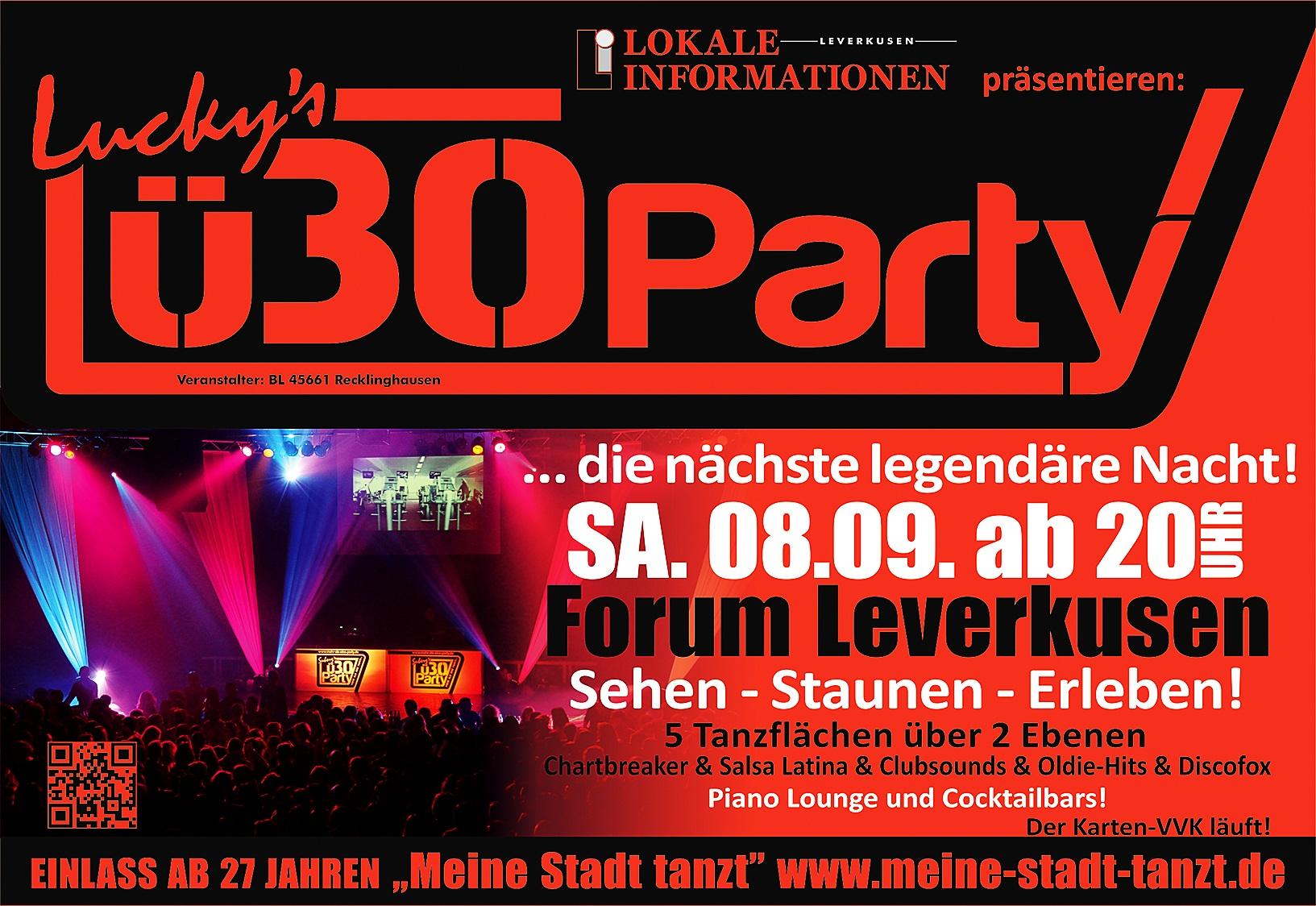 ü party recklinghausen
